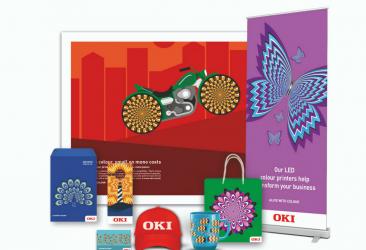 OKI Europe na FESPA 2018