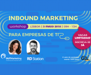 workshop intensivo de inbound marketing exclusivo para empresas de TI