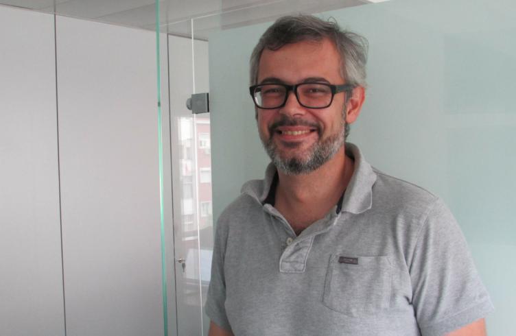 6.ª edição do RALI – Realidade Aumentada em Lisboa. Luis Martins é o Head of Marketing, IT People Group