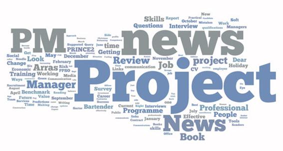 Keywords de Gestão de Projetos