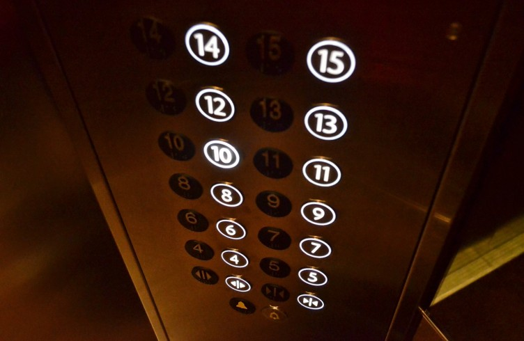 Não há elevadores para o sucesso