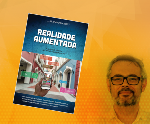 """Luís Martins acaba de lançar o seu segundo livro """"Realidade Aumentada"""""""