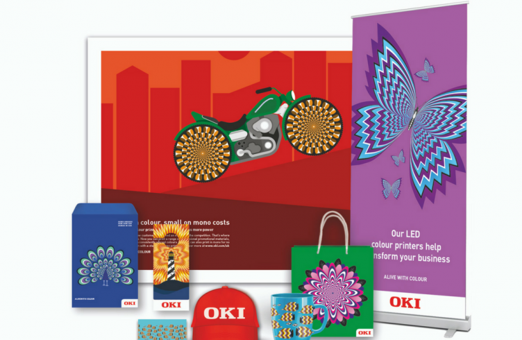 OKI Europe na FESPA 2018