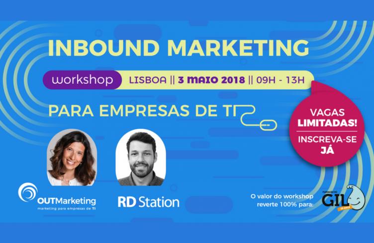 workshop intensivo de inbound marketing exclusivo para empresas de TI
