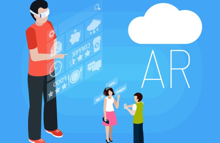 Realidade Aumentada - o que é a AR Cloud?