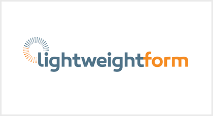 lightweightform no websummit