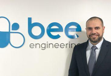 Faturação anual da Bee Engineering