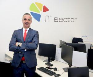 ITSector muda de instalações